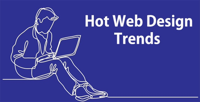 14 Hot Web Design Trends From 2019
