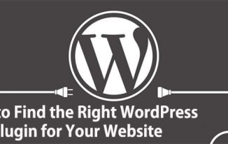 How to Find the Right WordPress Plugin for Your Website