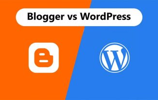 Which one is better to start a blog, blogger or WordPress?