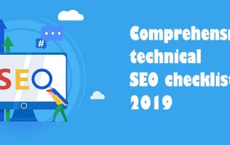 Comprehensive technical SEO checklist for 2019