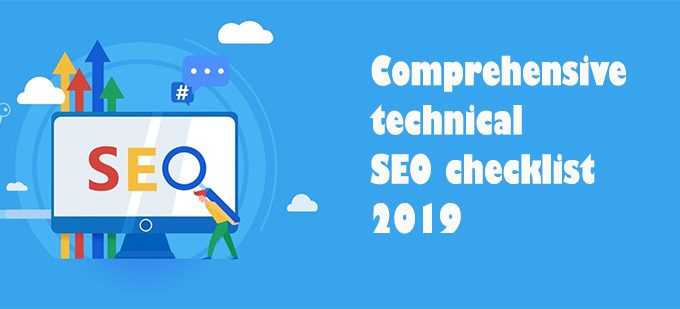 Comprehensive Technical SEO Checklist for 2020