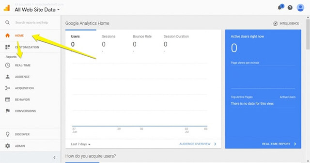 Learn the basics of Google Analytics