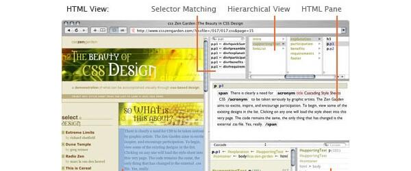 Xyle scope CSS Editor