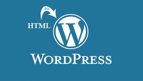 How to Convert HTML Website into WordPress Theme