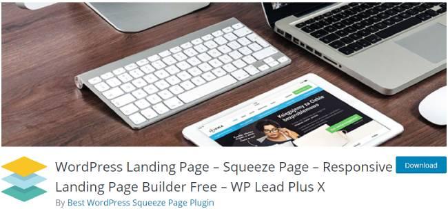 WP lead plus x