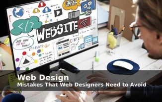 Common Web Design Mistakes That Web Designers Need to Avoid