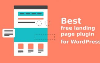 Best Free Landing Page Plugin for WordPress 2020